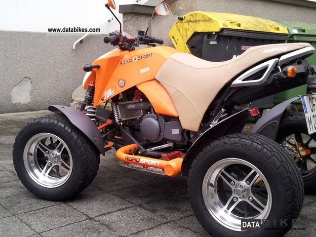 2009 Bashan  BS 300 Motorcycle Quad photo