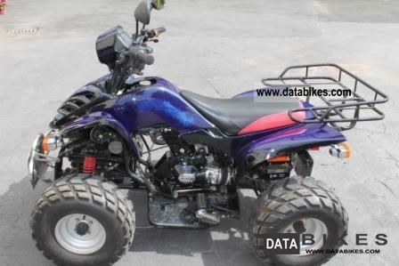 2006 Bashan  ATV BS200S-3 Motorcycle Quad photo