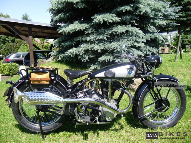 NSU  OSL 501 / Built in 1935 1935 Vintage, Classic and Old Bikes photo