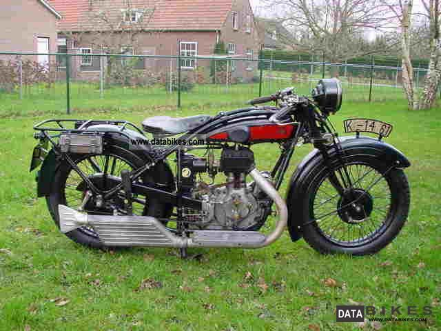 NSU  501T 1927 Vintage, Classic and Old Bikes photo