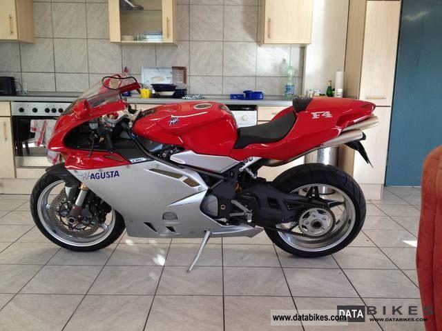 2000 MV Agusta  750 F4 Motorcycle Sports/Super Sports Bike photo