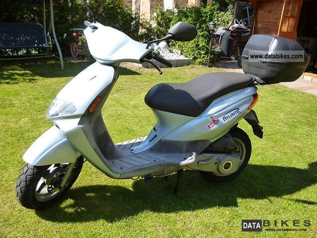 2000 Derbi  Atlantis, Piaggio Diesis Motorcycle Scooter photo