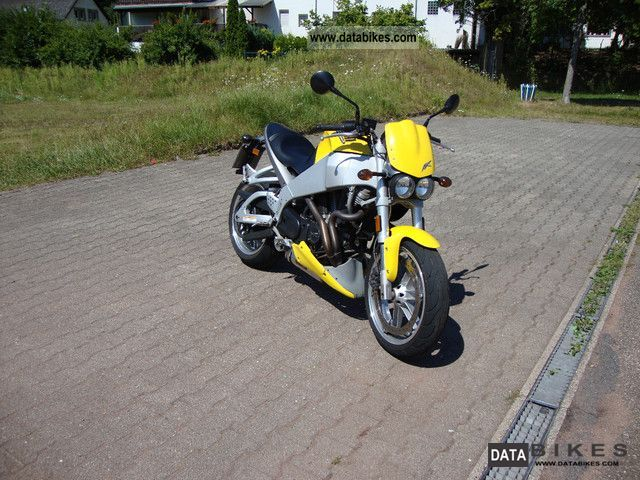 Buell  Lightning XB 9 S 2004 Naked Bike photo