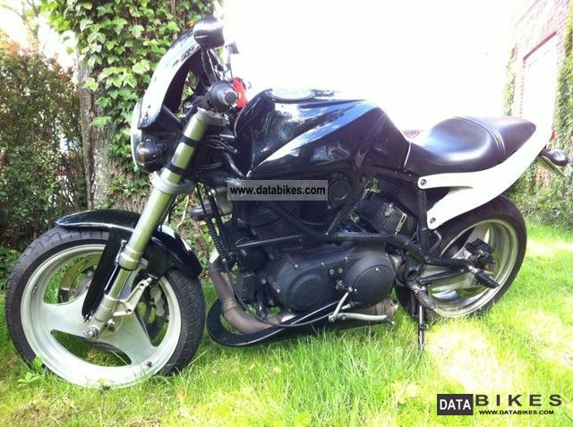 2000 Buell  EB1 Motorcycle Motorcycle photo