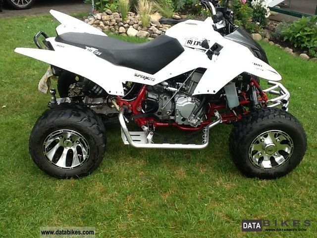 2012 Triton  400efi Motorcycle Quad photo