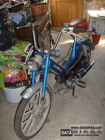 Puch  Maxi S 1977 Vintage, Classic and Old Bikes photo