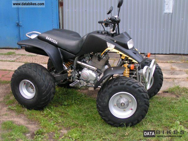 2003 SMC  AAm 170 Motorcycle Quad photo