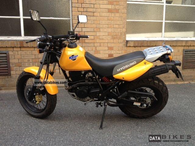2008 Hyosung Karion Motorcycle Lightweight Motorcycle/Motorbike photo ...