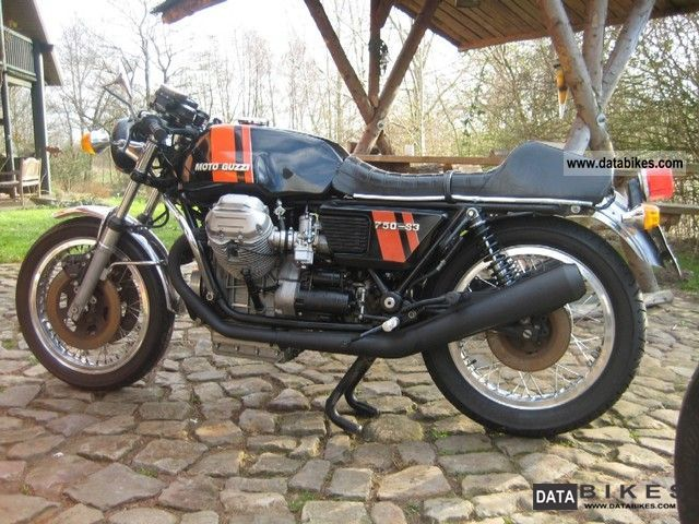 Moto Guzzi  750 S3 1976 Vintage, Classic and Old Bikes photo
