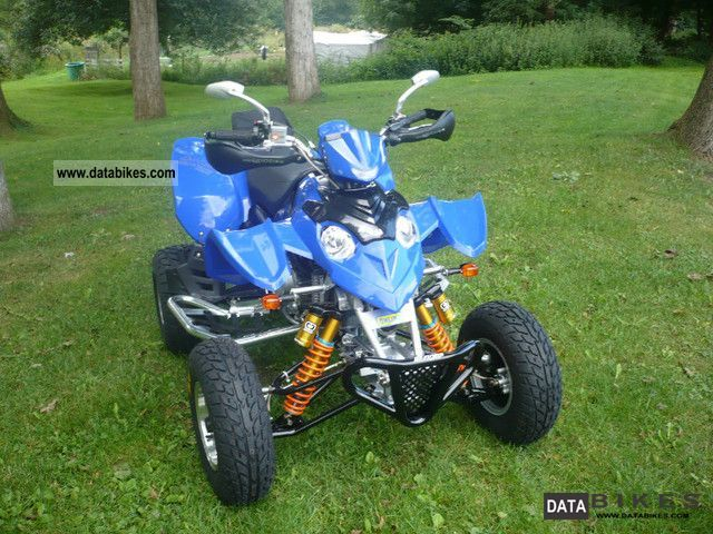 Bashan  300 Load edition 2012 Quad photo