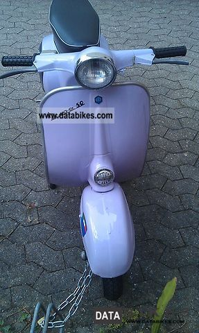 Vespa  Piaggio 1964 Vintage, Classic and Old Bikes photo