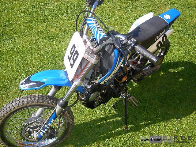 2006 Honda 50cc Dirt Bike