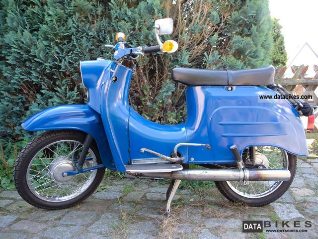 Simson  Swallow 1972 Vintage, Classic and Old Bikes photo