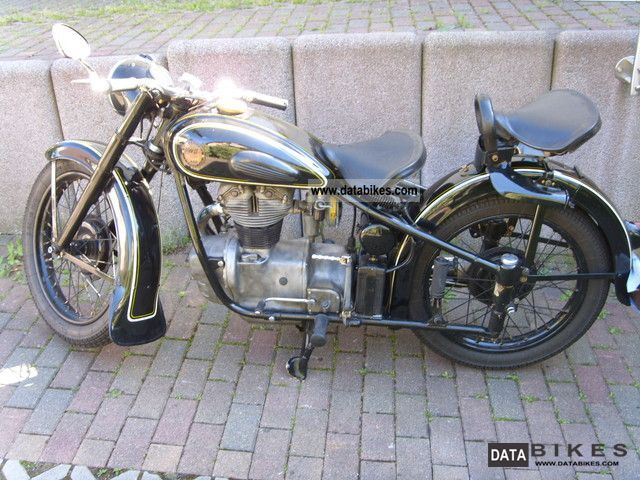 Simson  Awo 425 T 1954 Vintage, Classic and Old Bikes photo