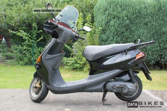 1995 MBK  Evolis (Yamaha) Motorcycle Scooter photo