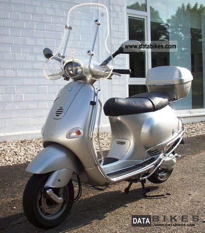 e-max  Vespa ET 4 fans for € 1111 1999 Scooter photo