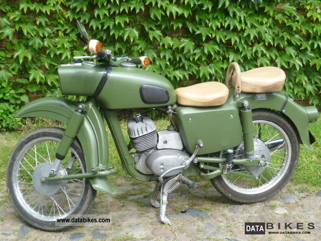 Mz  ES 150 1969 Vintage, Classic and Old Bikes photo