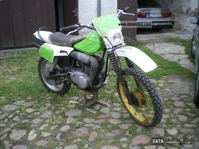 Mz  TS Enduro 1979 Vintage, Classic and Old Bikes photo