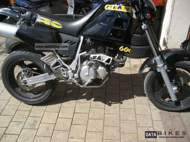 Gilera  RC 600 1992 Super Moto photo