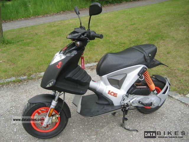 Gilera Ice Lgw on Yamaha Jog 50cc Scooter Engine