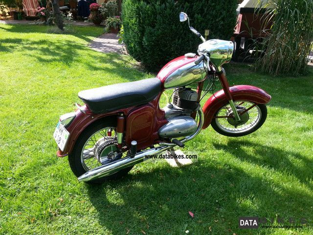 Jawa  353 1968 Vintage, Classic and Old Bikes photo