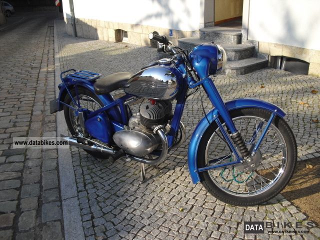 1965 Jawa  Perak 350 Motorcycle Other photo