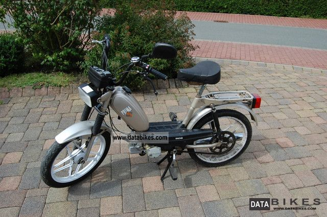 2001 Herkules  Prima 5 Motorcycle Motor-assisted Bicycle/Small Moped photo