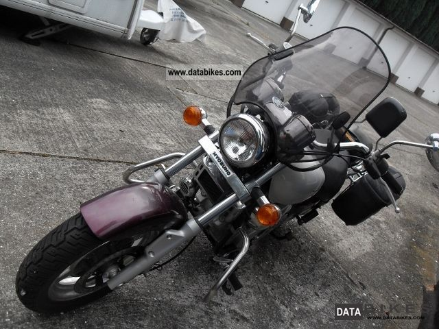 2001 Hyosung  Aquila Motorcycle Chopper/Cruiser photo