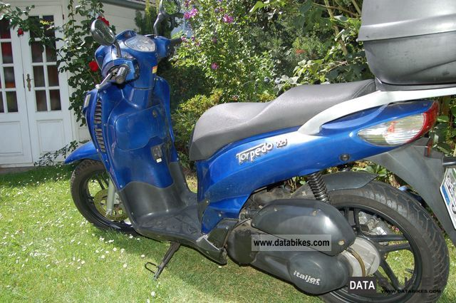 2008 Italjet  Torpedo 125 Motorcycle Scooter photo