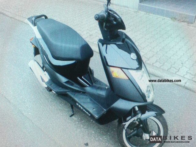 2007 Keeway  Flash 45 kmh Motorcycle Scooter photo