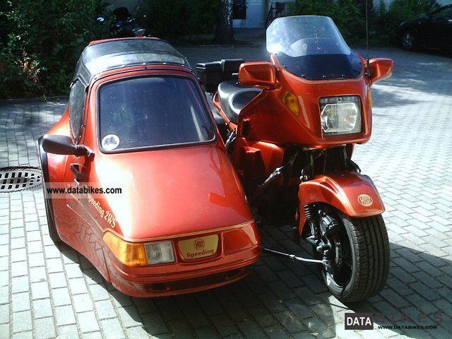 BMW  K100 - HGT team 1990 Combination/Sidecar photo