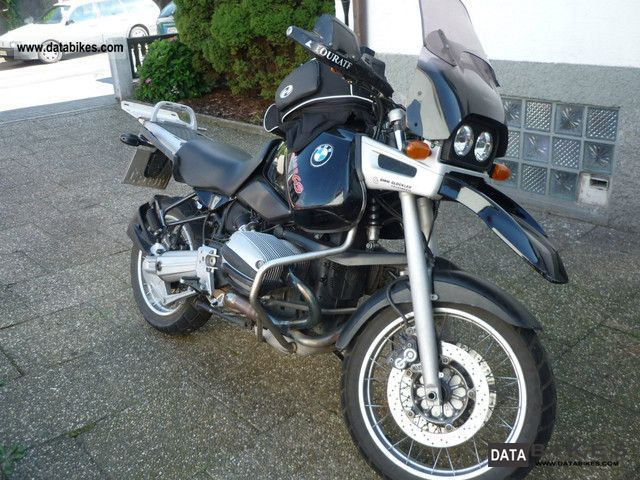 2000 BMW  R 1100 GS Motorcycle Motorcycle photo