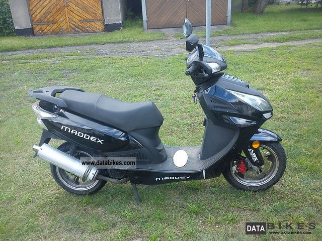 2010 Rivero  WY125T-23 Motorcycle Scooter photo