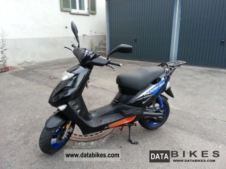 2007 Adly  TB 50 Motorcycle Scooter photo