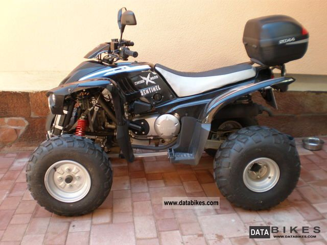 2006 Adly  Sentinel Motorcycle Quad photo