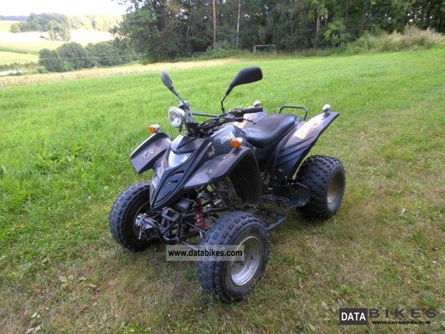 Adly  Quad 300cc 2005 Quad photo