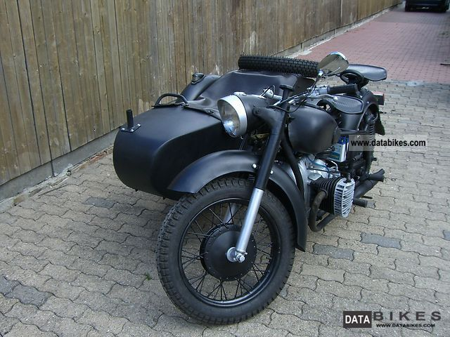 Ural  K-650 1953 Vintage, Classic and Old Bikes photo