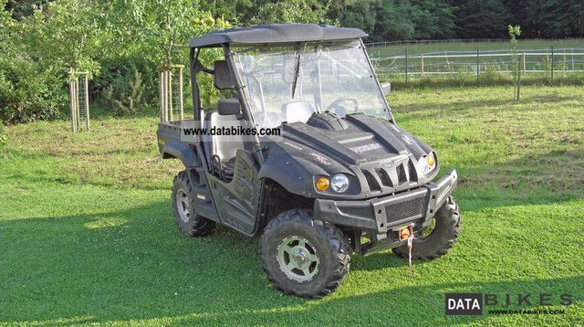 Other  Hisun HS 700 UTV 2010 Quad photo