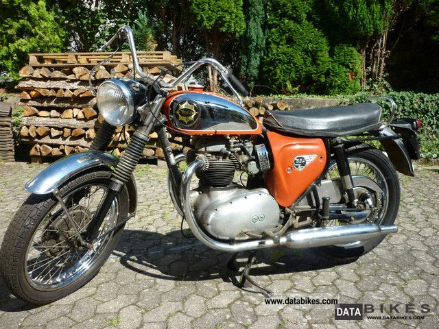BSA  Cyclone A50 1965 Vintage, Classic and Old Bikes photo