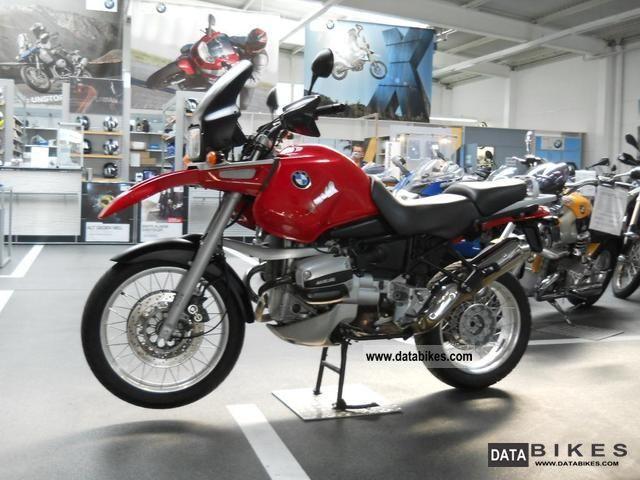 2001 BMW  R 1100 GS Motorcycle Enduro/Touring Enduro photo