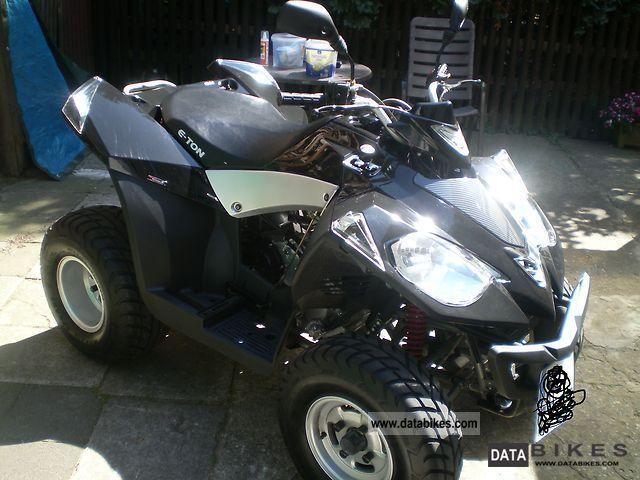 2007 E-Ton  Vector st.300 Motorcycle Quad photo