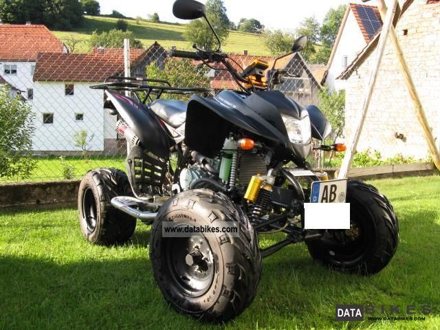 2010 Bashan  BS 200S-7 Motorcycle Quad photo