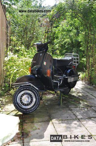 Vespa  PX 80 1992 Scooter photo