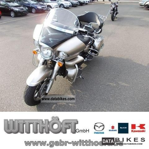 2009 Kawasaki  VN1700 Voyager Super condition 1700 Voyager Motorcycle Chopper/Cruiser photo