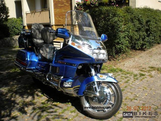 1999 Honda  Goldwing (USA) Motorcycle Motorcycle photo