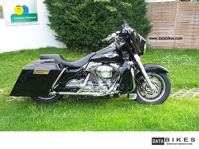 2001 Harley Davidson  FLHT Electra-Glide 1450 beautiful remodeling Top Motorcycle Motorcycle photo