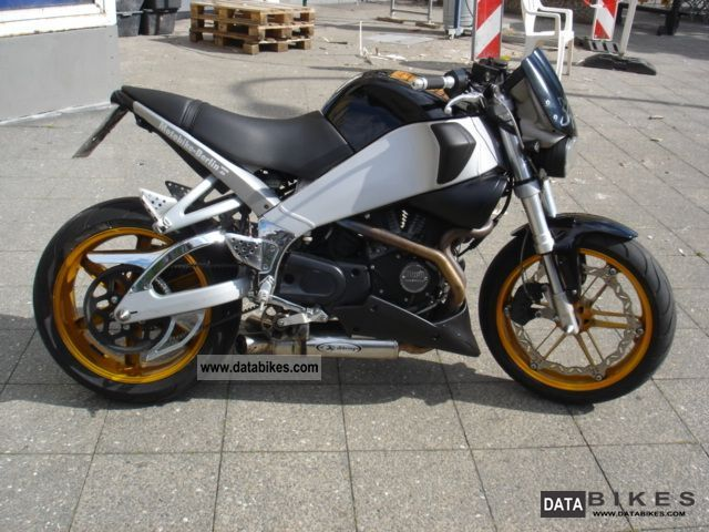 2004 Buell  XB9S Motorcycle Naked Bike photo