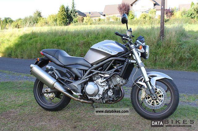 2011 Cagiva  Raptor 1000 Motorcycle Naked Bike photo