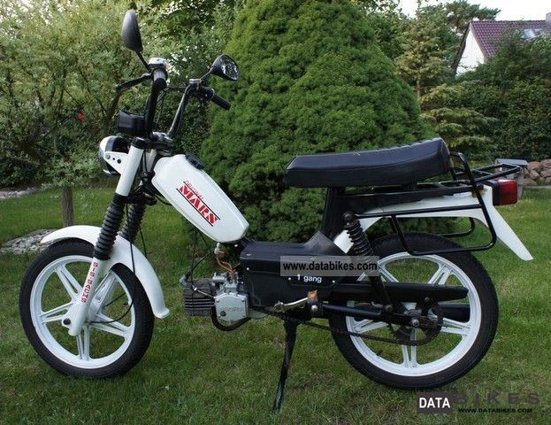1994 Sachs  S.I.S. Veículos Mars Motorcycle Motor-assisted Bicycle/Small Moped photo