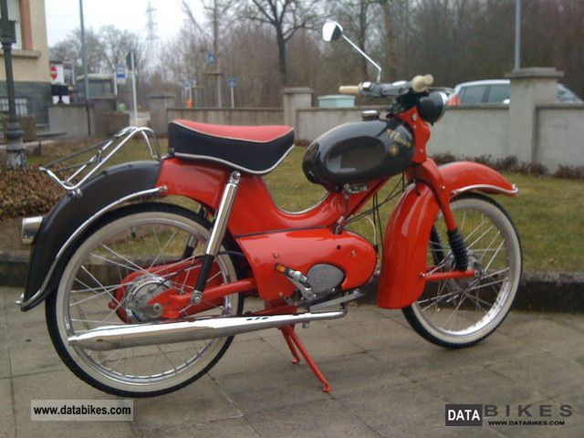 Kreidler  K53 / 1 1959 Vintage, Classic and Old Bikes photo